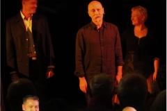 Fabien, Bernard et Sylvie