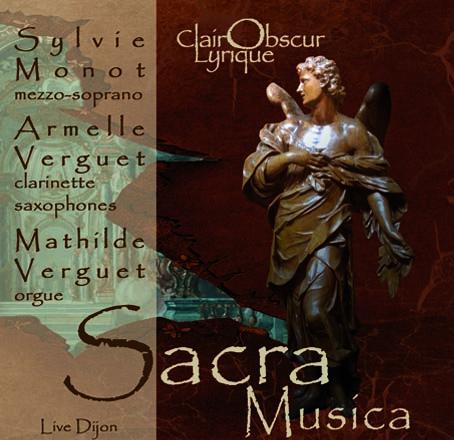 CD SACRA MUSICA