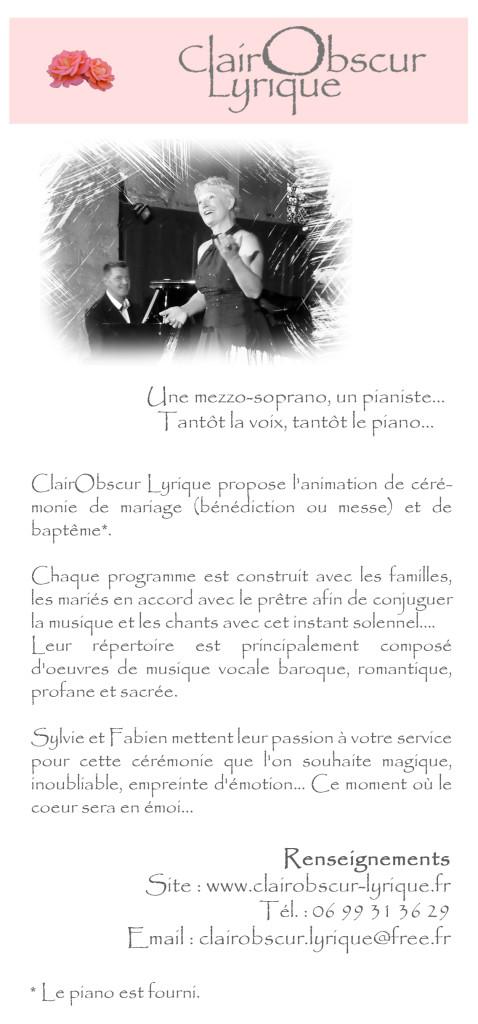 ClairObscur-Lyrique Mariage